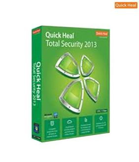 Quick Heal Total Security 2013 10 User 1 Year Price in India