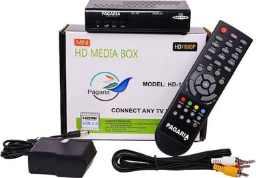 Pagaria HD-102 Full HD Portable Media Player Price in India