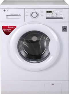 LG 6Kg Fully Automatic Front Load Washing Machine (FH0H4NDNL02) Price in India