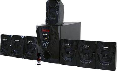 Krisons Verve 7.1 Channel Multimedia Speaker Price in India