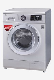 LG 8Kg Fully Automatic Front Load Washing Machine (FH2G6TDNL42) Price in India