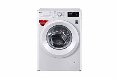 LG 6Kg Fully Automatic Front Load Washing Machine (FHT1006HNW) Price in India