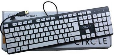 Circle C23 Performer Wired Keyboard Price in India