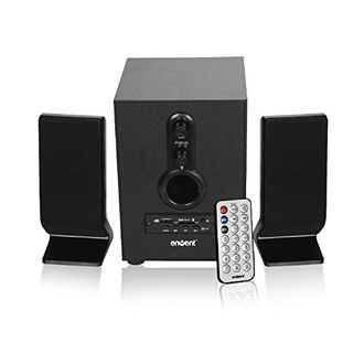 Envent Deejay 303 (ET-SP21303) 2.1 Home Audio Speaker System Price in India