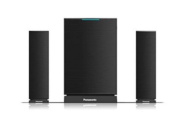 Panasonic (SC-HT30GW-K) 2.1 Channel Home Audio Speaker Price in India