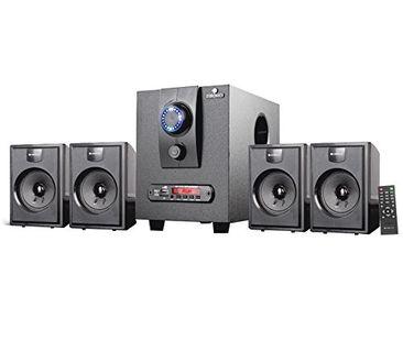 Zebronics SW2717 4.1 Channel Multimedia Speaker Price in India
