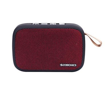 Zebronics Delight Portable Wireless Speaker Price in India