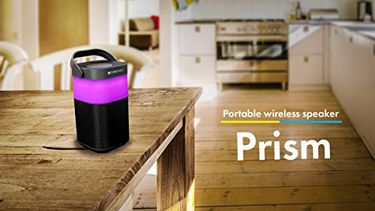 Zebronics ZEB-Prism Portable Wireless Speaker Price in India