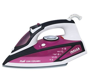 Inalsa Flair 2200W Steam Iron Price in India