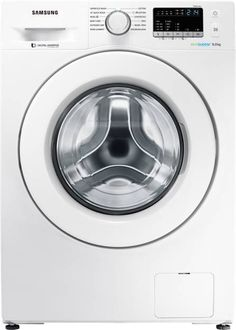 Samsung 8kg Fully Automatic Front Load Washing Machine (WW80J4243MW/TL) Price in India