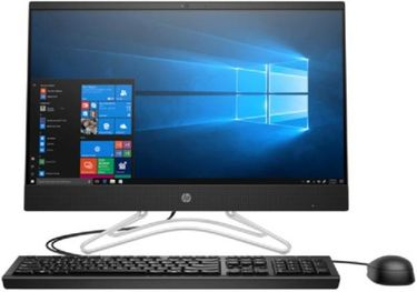 HP 200 G3 (Intel Core i3,4GB,1TB,DOS) All In One Desktop Price in India