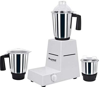 Sumeet Traditional Plastic 550W Mixer Grinder (3 Jars) Price in India