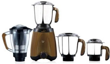 V-Guard Envy 750W MIxer Grinder (4 Jars) Price in India