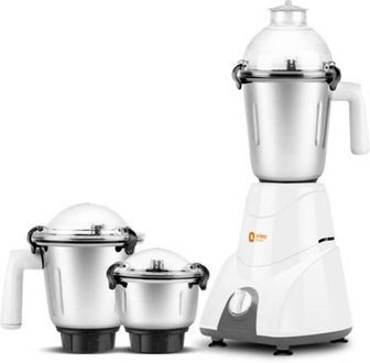 Orient Electric MGAM60G3 600W Mixer Grinder (3 Jars) Price in India
