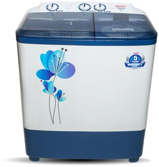 Intex 6.2kg Semi Automatic Top Load Washing Machine (WMSA62DB) Price in India