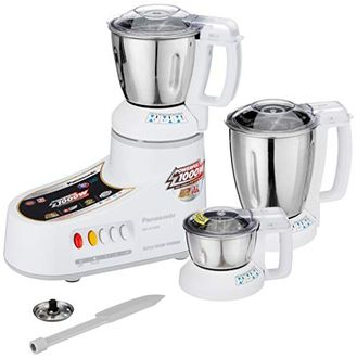Panasonic MX-AC300S-H 1000W Mixer Grinder (3 Jars) Price in India