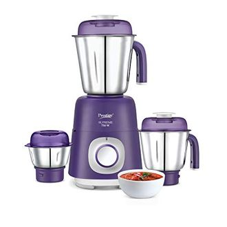 Prestige Supreme 750W Mixer Grinder (3 Jars) Price in India