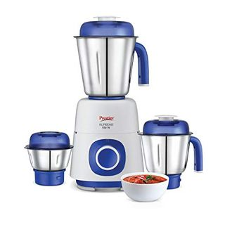 Prestige Supreme 550W Mixer Grinder (3 Jars) Price in India