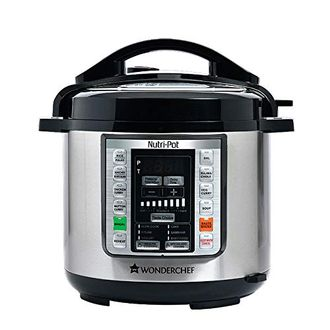 Wonderchef Nutri Pot 1000W Electric Cooker Price in India