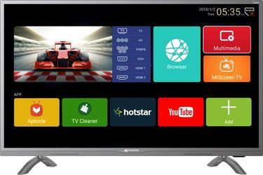 Micromax (50 Canvas-3) 50 Inch Full HD Smart LED TV Price in India