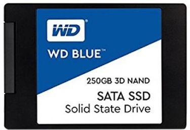 WD (WDS250G2B0A)  Blue 3D 250GB Internal SSD Price in India
