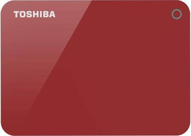 Toshiba (HDTC910AK3AA) Canvio Advance 1TB External Hardisk Price in India