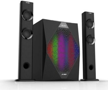 F&D T-300X 70 2.1 Channel Multimedia Speaker Price in India