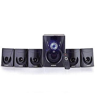 Envent Deejay 705 BT 5.1 Channel Multimedia Speaker Price in India