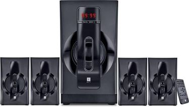 iball Tarang Lion 4.1 Channel Multimedia Speaker Price in India