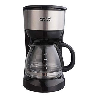 American Micronic AMI-CM1-750DX 6 Cups Coffee Maker Price in India
