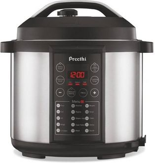 Preethi Touch EPC005 6 L Electric Rice Cooker Price in India
