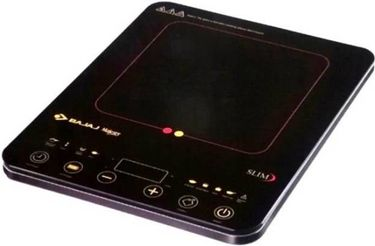 Bajaj Majesty Slim 2100W Induction Cooktop Price in India