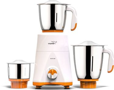 V-Guard Victo 550W Mixer Grinder (3 Jars) Price in India