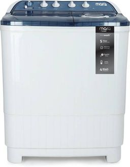 MarQ by Flipkart 8.5kg Semi Automatic Top Load Washing Machine (MQSA85DXI) Price in India
