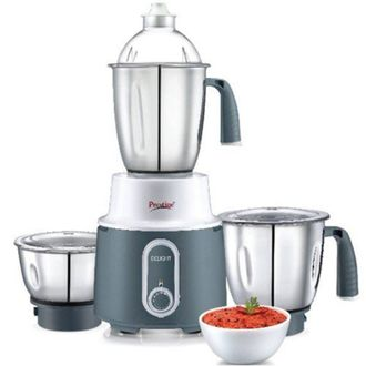 Prestige Delight 800W Mixer Grinder (3 Jars) Price in India