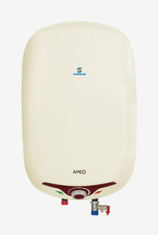 Standard Ameo 15 L Storage Water Geyser Price in India