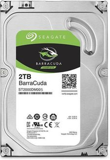 Seagate Barracuda (ST2000DM005) 2TB Desktop Internal Hard Drive Price in India