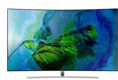 Samsung (65Q8C) 65 Inch 4K Ultra HD Curved Smart QLED TV Price in India