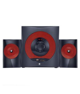 iball Tarang Hi Basss 2.1 Channel Multimedia Speakers Price in India