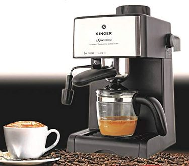 Singer Xpress Brew 800W 4 Cups Coffee Maker Price in India