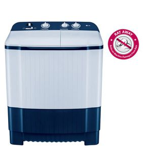 LG 6.5kg Semi Automatic Top Load Washing Machine (P7552N3FA) Price in India