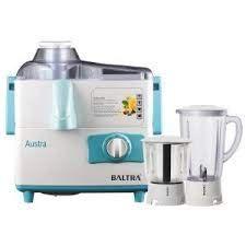 Baltra Austra BJMG-106 500W Juicer Mixer Grinder (2 Jars) Price in India