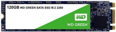 WD Green (WDS120G2G0B) 120GB Laptop Internal SSD Price in India