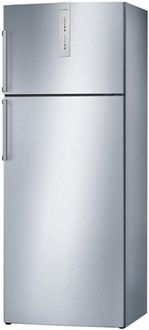 Bosch KDN46AI50I 401 Litres 5S Double Door Refrigerator (Stainless Steel) Price in India