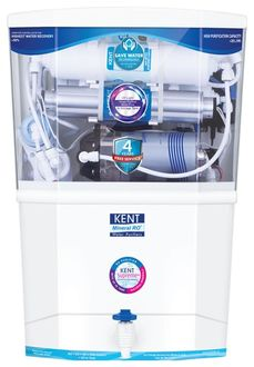 Kent Supreme Plus 9 L RO UV UF Electric Water Purifier Price in India