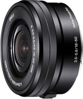 Sony SELP1650  Lens 16 - 50 mm Price in India