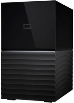WD My Book Duo (WDBFBE0120JBK) 12TB External Hard Disk Price in India
