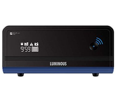 Luminous Zelio WiFi 1700 Pure Sine Wave Home UPS Inverter Price in India