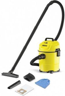 Karcher Premium WD1 Wet & Dry Vacuum Cleaner Price in India