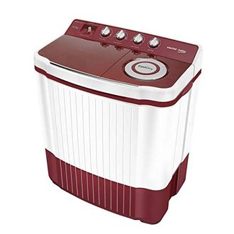Voltas Beko 7.5 Kg Semi Automatic Twin Tub Washing Machine(WTT75RT) Price in India